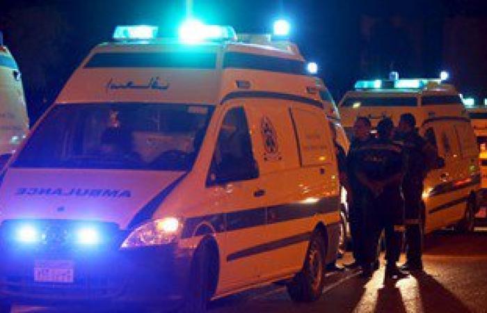 إصابة 10 أشخاص فى انفجار أسطوانة غاز بورشة خراطة فى الشرقية