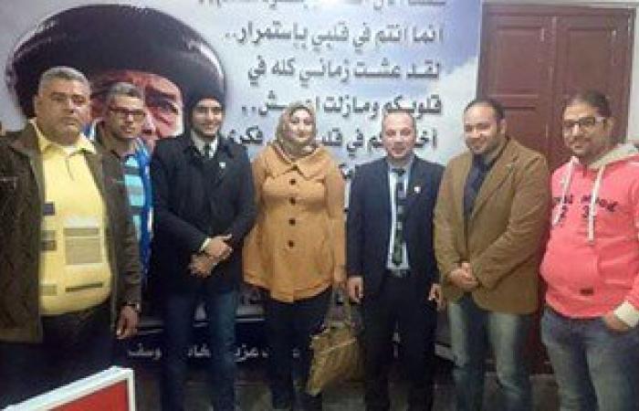 بالصور..المجلس المصرى للقيادات الشبابية بكفر الشيخ يشارك بأعياد الميلاد