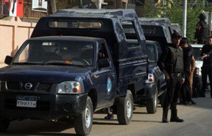 ضبط 3 مسجلين خطر بحوزتهم بندقية خرطوش بسيارة مسروقة فى الإسكندرية