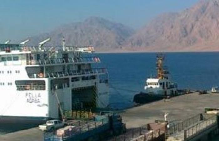 إغلاق ميناء شرم الشيخ لسوء الأحوال الجوية وانعدام الرؤية