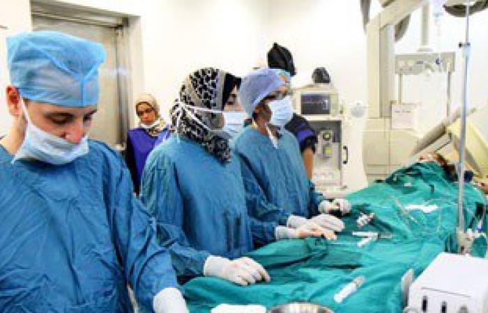 استخدام مياه معدنية فى عمليات الولادة بمستشفى البدرشين لانقطاع المياه