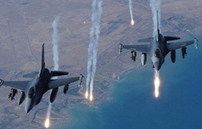 """أخبار سوريا اليوم.. التحالف يشن 26 ضربة جوية فى العراق وسوريا ضد """"داعش"""""""