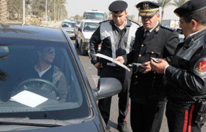 مرور القاهرة يضبط 5 آلاف مخالفة متنوعة أعلى محاور العاصمة