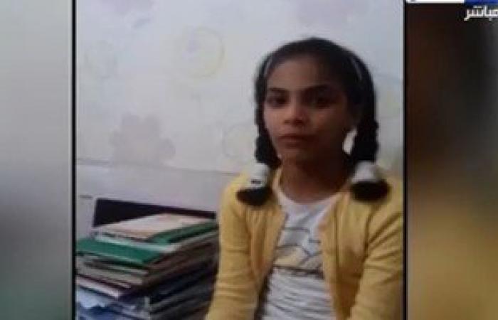 بالفيديو.. طالبة لوزير التعليم: المنهج صعب ومش عاوزة أتعلم.. عاوزة أموت