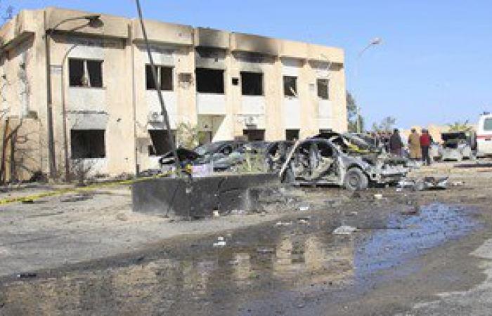 مجلس الأمن يدين التفجيرين الانتحاريين فى ليبيا