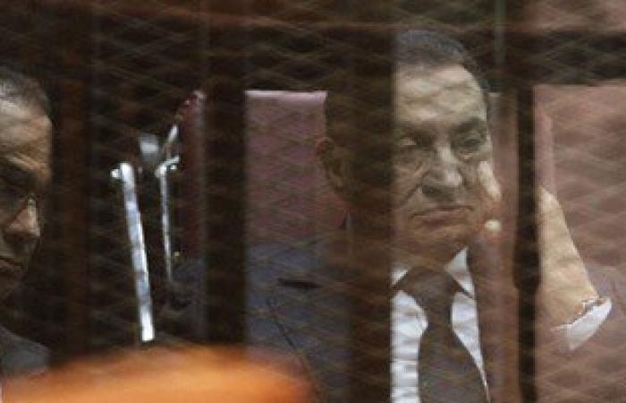 بدء جلسة الحكم فى طعن مبارك ونجليه بالقصور الرئاسية