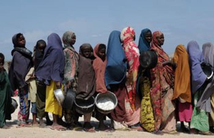 10 وفيات بالكوليرا فى أكبر مخيم للاجئين الصوماليين فى العالم فى كينيا
