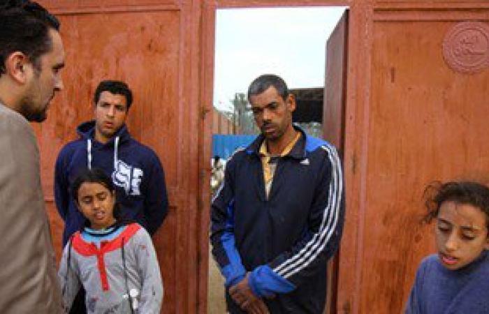 بالصور.. عمال مزرعة شهيد أبو النمرس يروون اللحظات الأخيرة للهجوم الإرهابى