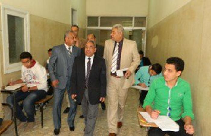 27 طالبا بسجن أسيوط العمومى يؤدون الامتحانات ضمن 40 ألف بجامعة الأزهر