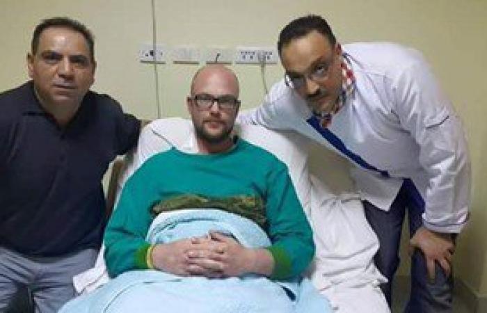 ننشر صور السياح الثلاثة المصابين فى الهجوم المسلح على فندق الغردقة