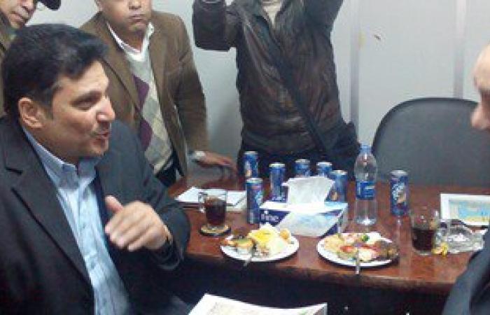 """بالصور.. وزير الرى: نصيب المنيا فى المرحلة الأولى من """"المليون فدان"""" 80 ألفا"""