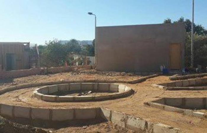 بالصور.. تطوير قصر شرم الشيخ استعداداً لافتتاحه فى عيد تحرير سيناء