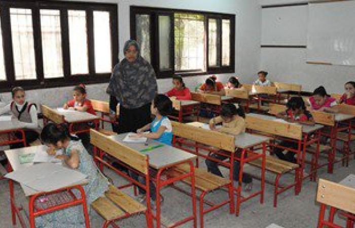 ارتباك بين تلاميذ الابتدائية بالقليوبية لتغير زمن إجابة امتحان الدراسات