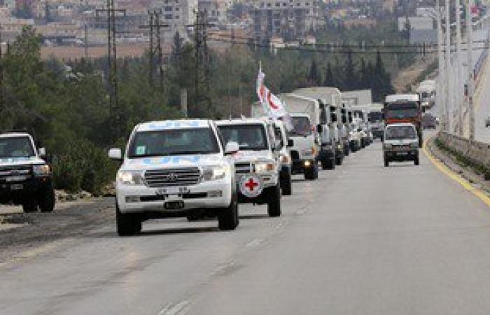 أخبار سوريا اليوم.. وفد أممى يتوجه إلى الفوعة وكفريا المحاصرتين فى إدلب السورية