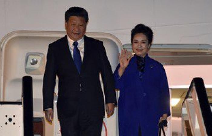 رئيس الصين يغادر بكين فى مستهل جولة بالشرق الأوسط تتضمن السعودية ومصر