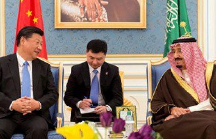 بالصور.. خادم الحرمين يستقبل الرئيس الصينى فى الرياض ويوقعان 14 اتفاقية