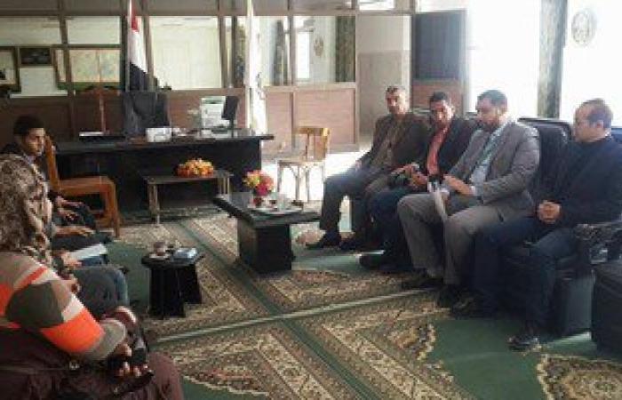 بالصور.. برنامج مشروعك يعقد اجتماعه الأول بمدينة أبو زنيمة جنوب سيناء