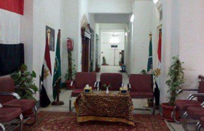 ديوان محافظة المنيا يتزين لاستقبال العمال المطلق سراحهم من ليبيا