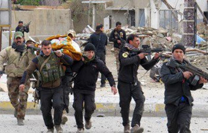 """خلية """"الصقور"""" العراقية: مقتل 20 من داعش فى """"القائم"""" بالأنبار"""