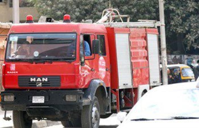 4 سيارات إطفاء تسيطر على حريق شقة سكنية فى أوسيم دون إصابات
