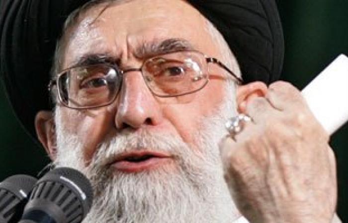 """خامنئى يدين اقتحام السفارة السعودية فى طهران ويصفه بـ""""الفعل السيىء"""""""