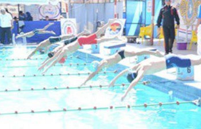 محافظ بور سعيد يفتتح بطولة الجمهورية لسباحة البراعم