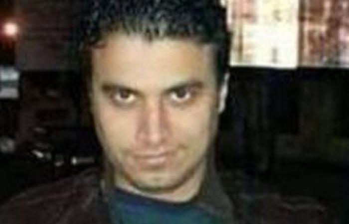 تشييع جثمان النقيب محمود الحديدى بعد وفاته بالعريش