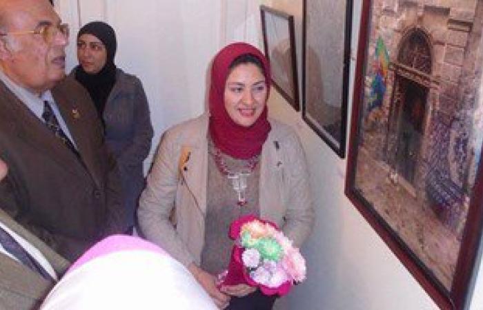 """""""حماة الوطن""""بالإسكندرية ينظم معرض للفن التشكيلى لصالح مستشفى سرطان الاطفال"""