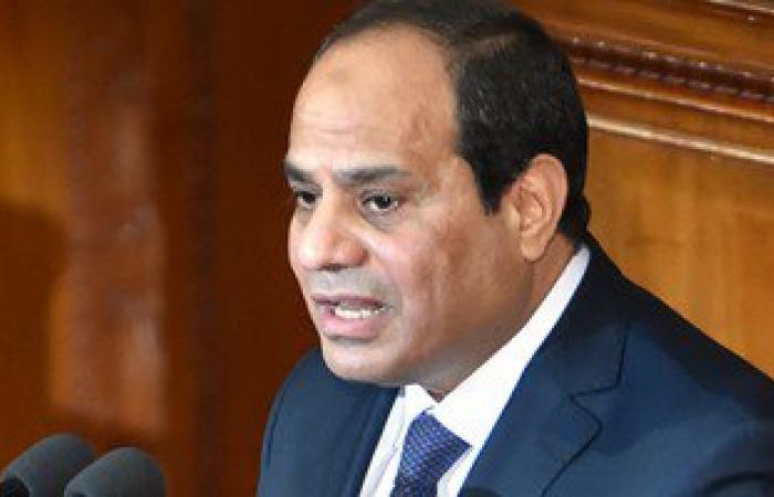 فتح الصالة الرئاسية بمطار القاهرة استعدادا لعودة السيسى من جولته الآسيوية