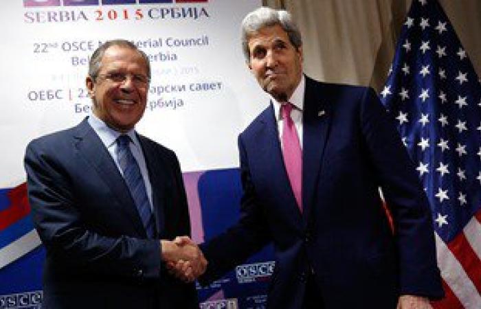 وزيرا خارجية روسيا وأمريكا يدعوان لبدء محادثات سوريا سريعا