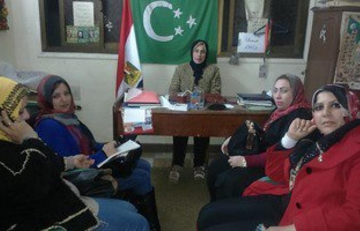 لجنة المرأة بوفد الشرقية تناقش انتشار البلطجة وتجارة المخدرات بمركز الزقازيق