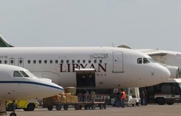 الاتحاد العام لعمال ليبيا يهدد بإيقاف حركة الطيران بالبلاد فى 13 مارس