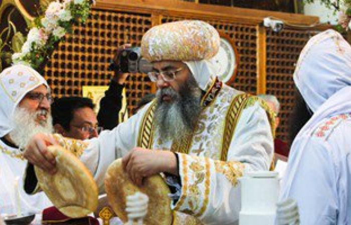 مطران القدس بعد تجليسه: أنا صغير على نعم الله ولن أقسو على الرعايا