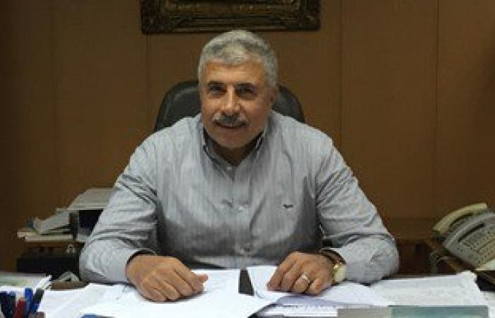 مدير أمن الغربية يُشرف على حملة الرادار بالطريق الزراعى