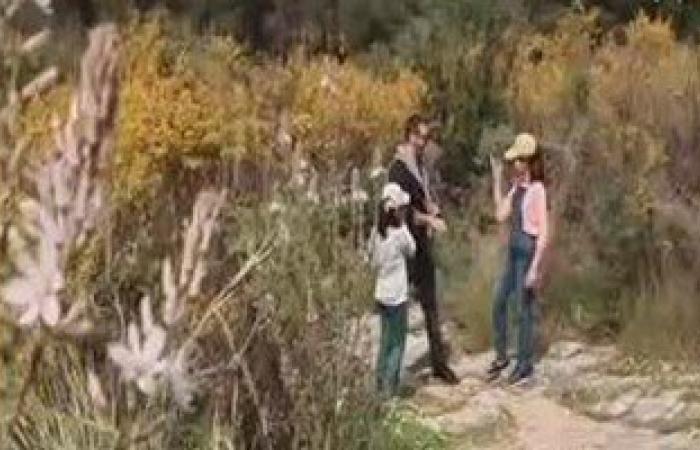 """بالفيديو.. جولة ترفيهية لكاظم الساهر وفريقه بـthe voice kids فى """"لبنان"""""""