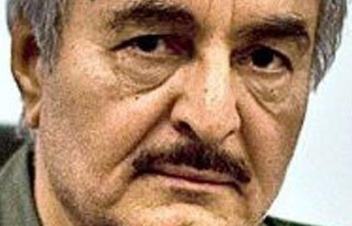 قائد الجيش الليبى: لابد من الاستمرار فى ضرب معاقل الإرهاب
