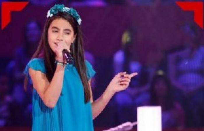 لين الحايك تفوز بلقب أحلى صوت شاب بالعالم العربي في The Voice Kids بموسمه الأول