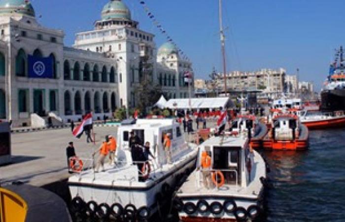 طرح محطة الحاويات الثانية بميناء شرق التفريعة من خلال هيئة تنمية قناة السويس