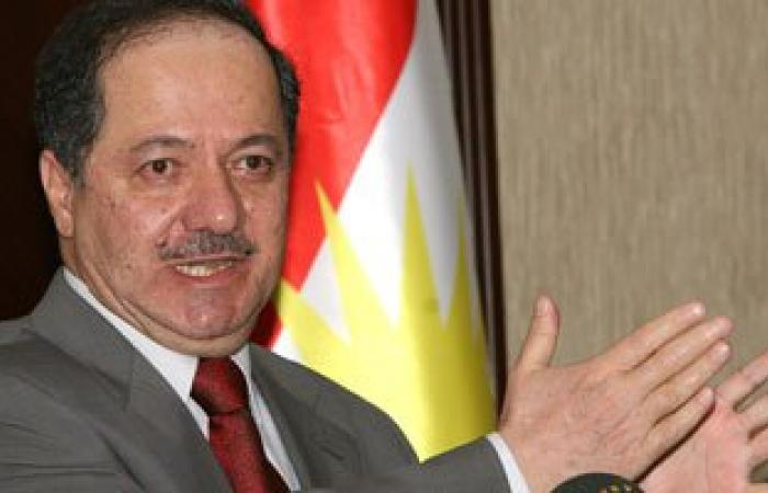 البارزانى: لا يحق لأى جهة أو شخص أن يشكك بحقوق الشعب الكردى والاستقلال
