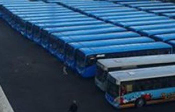إضراب سائقى هيئة النقل العام بالإسكندرية والقوات المسلحة تدفع بأتوبيسات