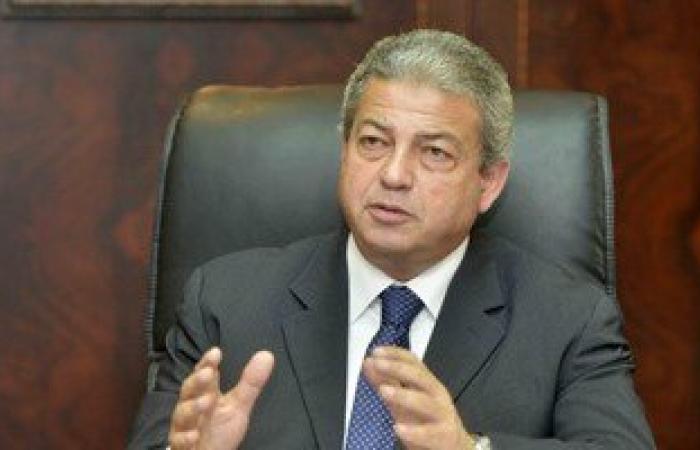 وزير الرياضة يوجه بتسليم الرسومات الهندسية للصالة المغطاة بنجع حمادى