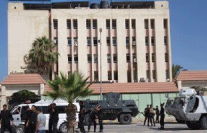 ضبط 2 من مروجى المخدرات و34 محكوما عليه فى حملات أمنية بشمال سيناء
