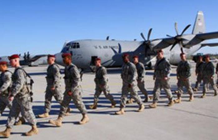 قائد المهام المشتركة بالجيش الأمريكى يصل القاهرة للقاء عدد من المسئولين