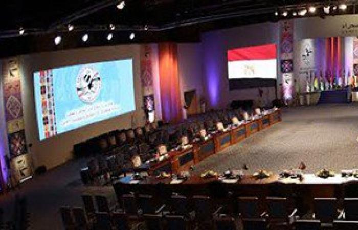 """بعد قليل..بدء فعاليات مؤتمر وزراء دفاع """"الساحل والصحراء"""" بمشاركة 27 دولة"""