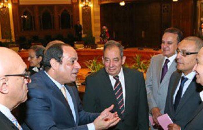 موجز الصحافة المحلية..السيسى:أنا مش رئيس مصر..أنا ابنها..وبكافح لاستقرارها
