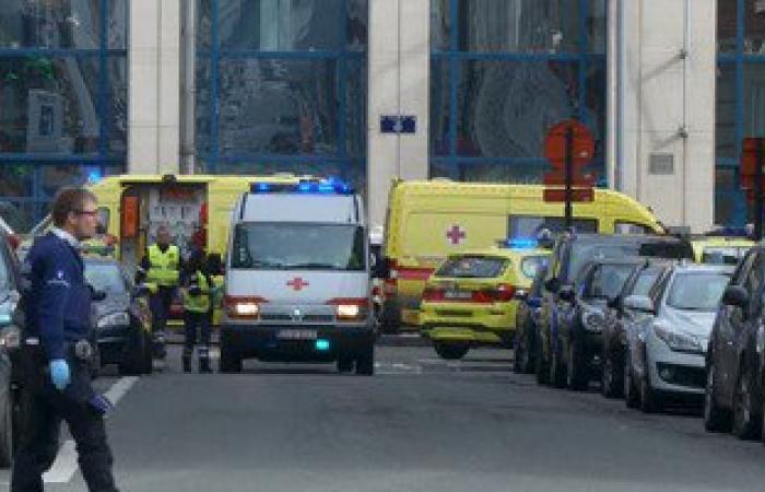 """سائق سيارة أجرة يبلغ عن الإرهابيين المشتبه فى تورطهم بـ""""تفجير بروكسل"""""""
