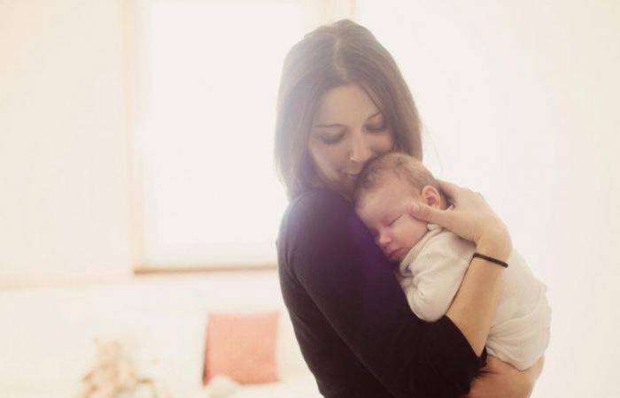 كيف أحمل مولودي؟