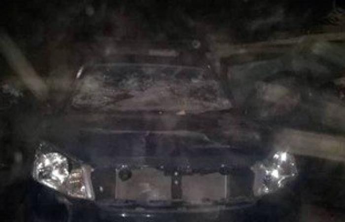 أمن الأقصر يضبط 13 شخص فى أحداث شغب وحرق سيارة شرطة