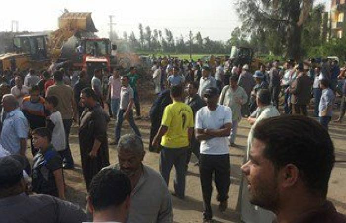 """ننشر أسماء المصابين فى انهيار مصنع طوب بقرية """"غزال"""" بكفر الشيخ"""