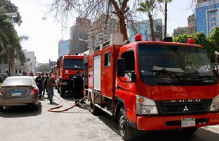 السيطرة على حريق داخل شقة سكنية بشارع البحر الأعظم فى الجيزة دون إصابات